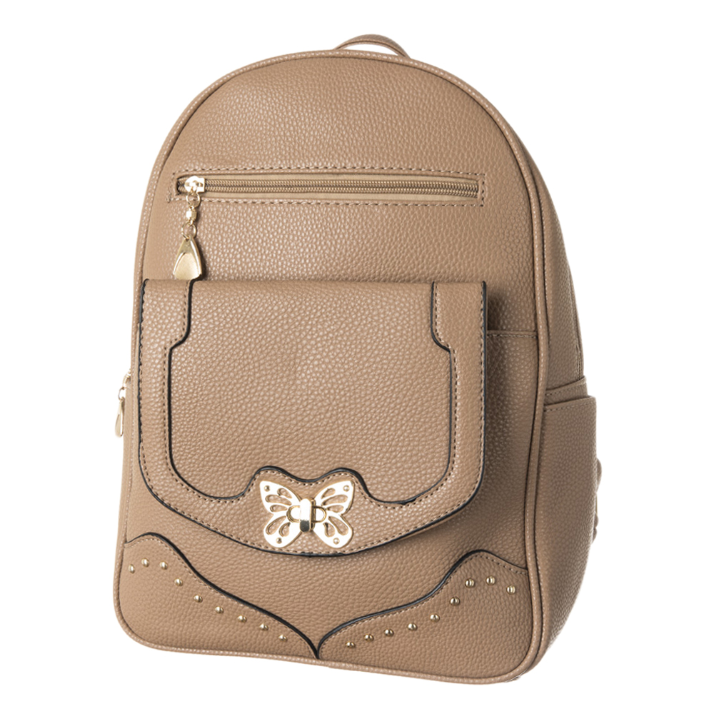 BACKPACK-90233-TAUPE