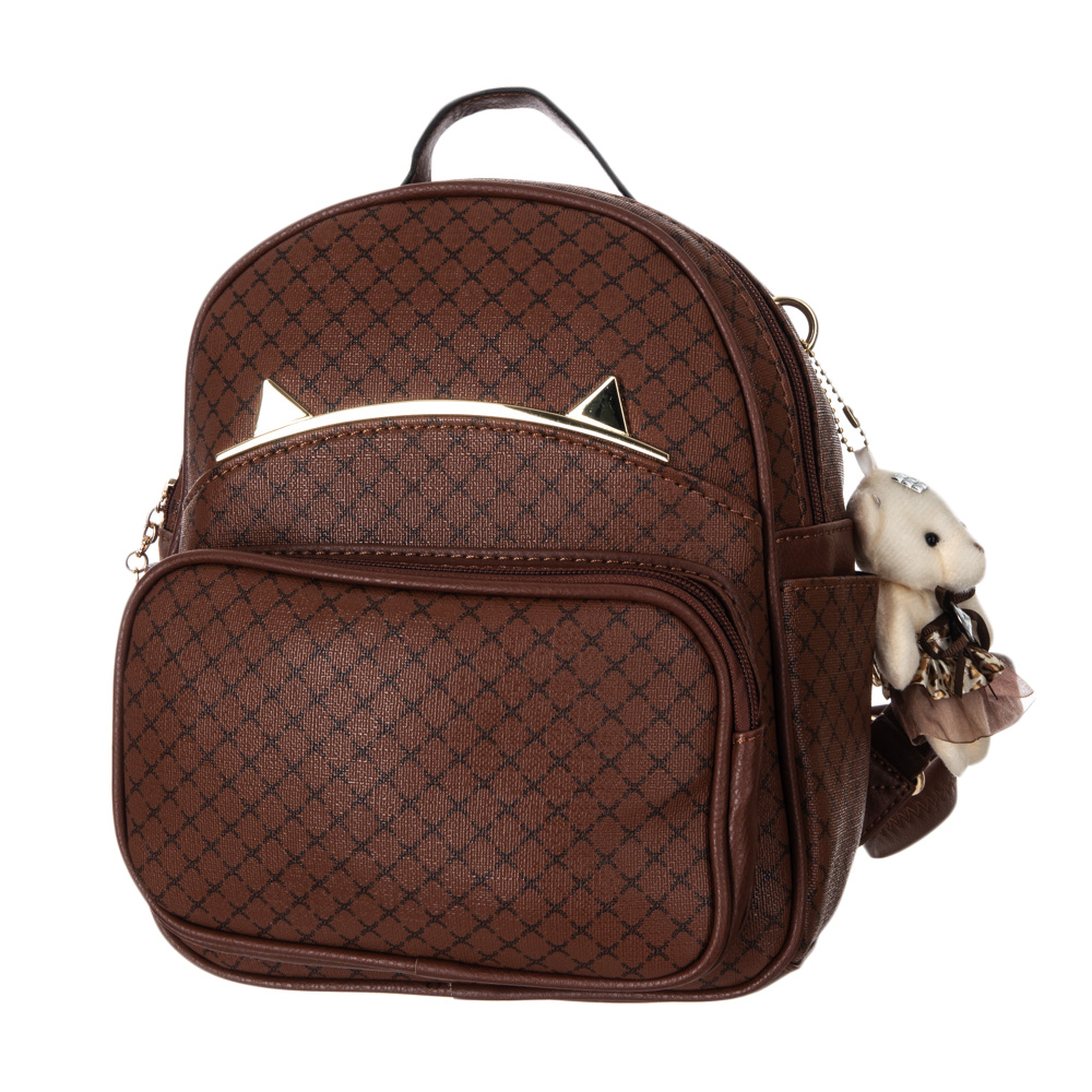 BACKPACK-F-1089-BROWN