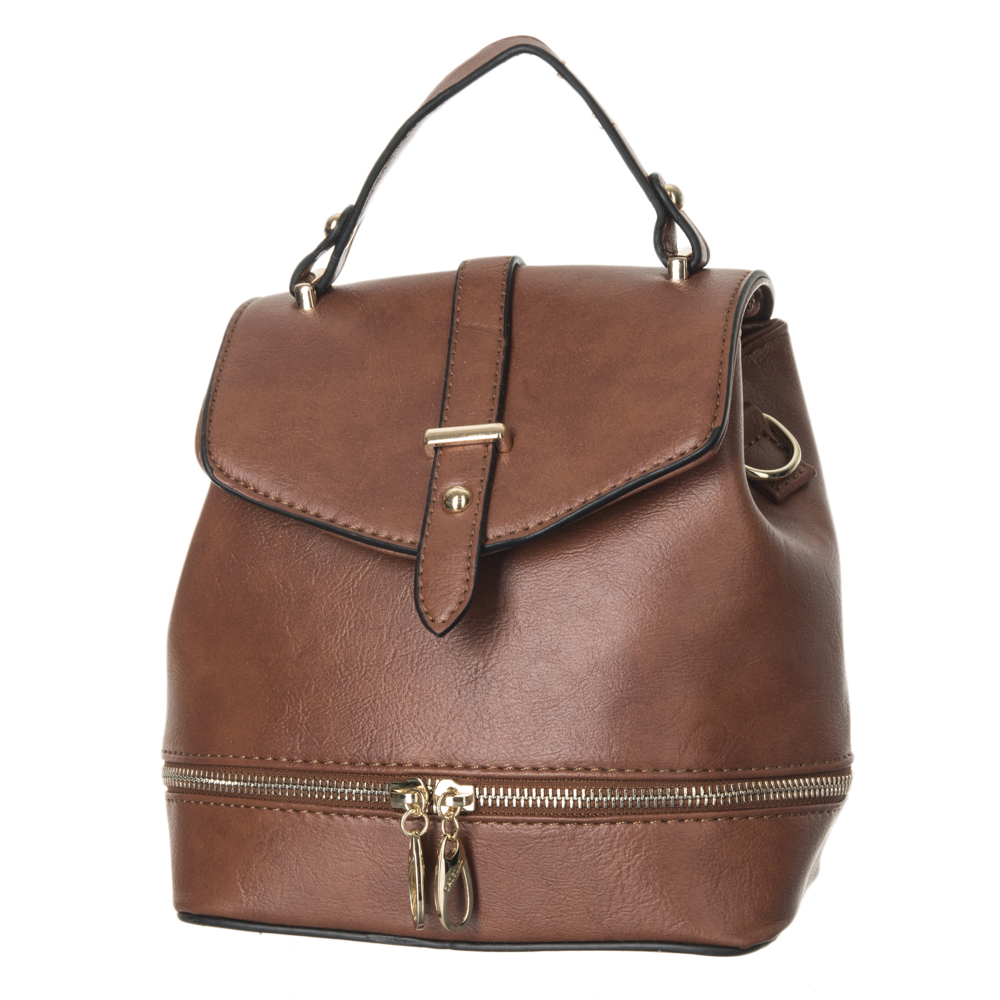 BACKPACK-L558-3-BROWN