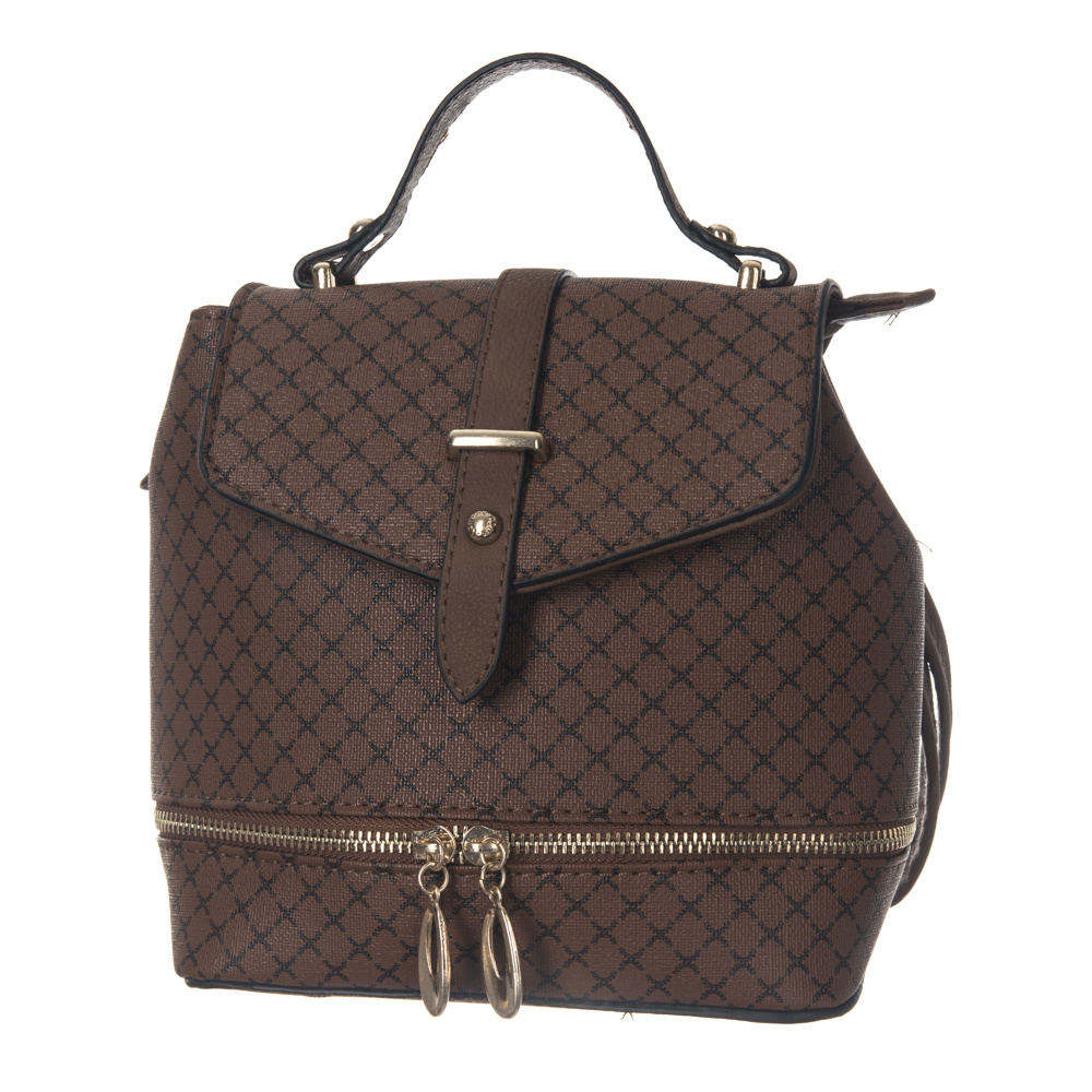 BACKPACK-L558-BROWN