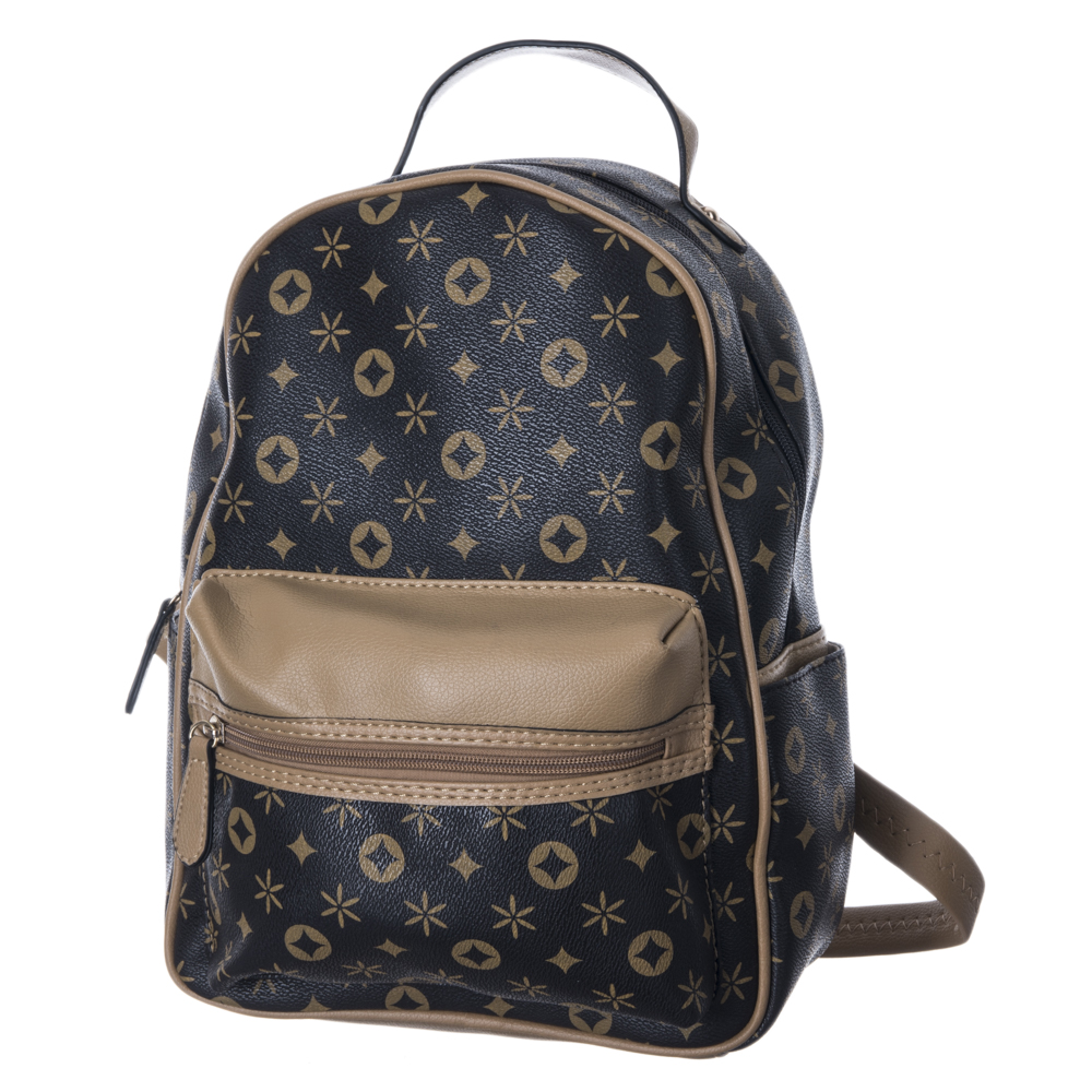 BACKPACK-L885-COFFE