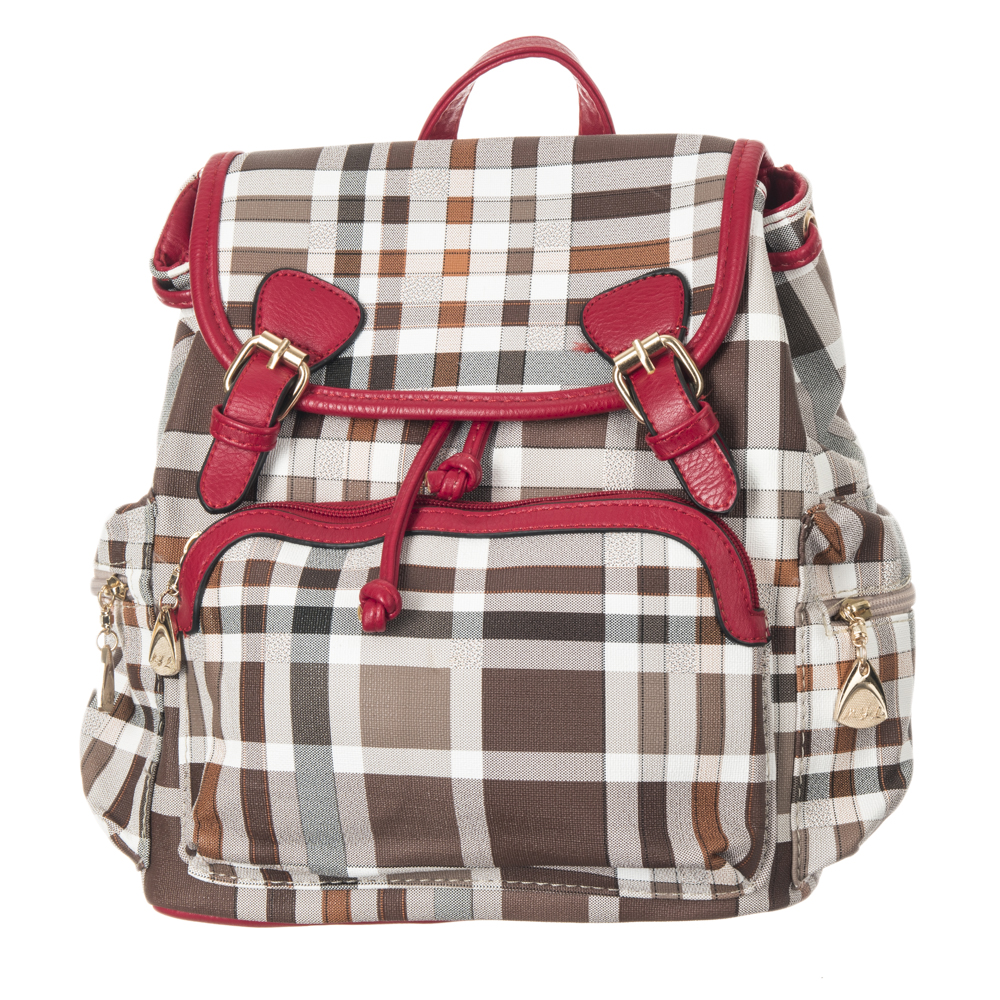 BACKPACK-M6676-RED