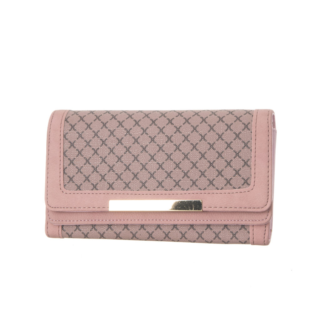 WALLET-KW3721-PINK