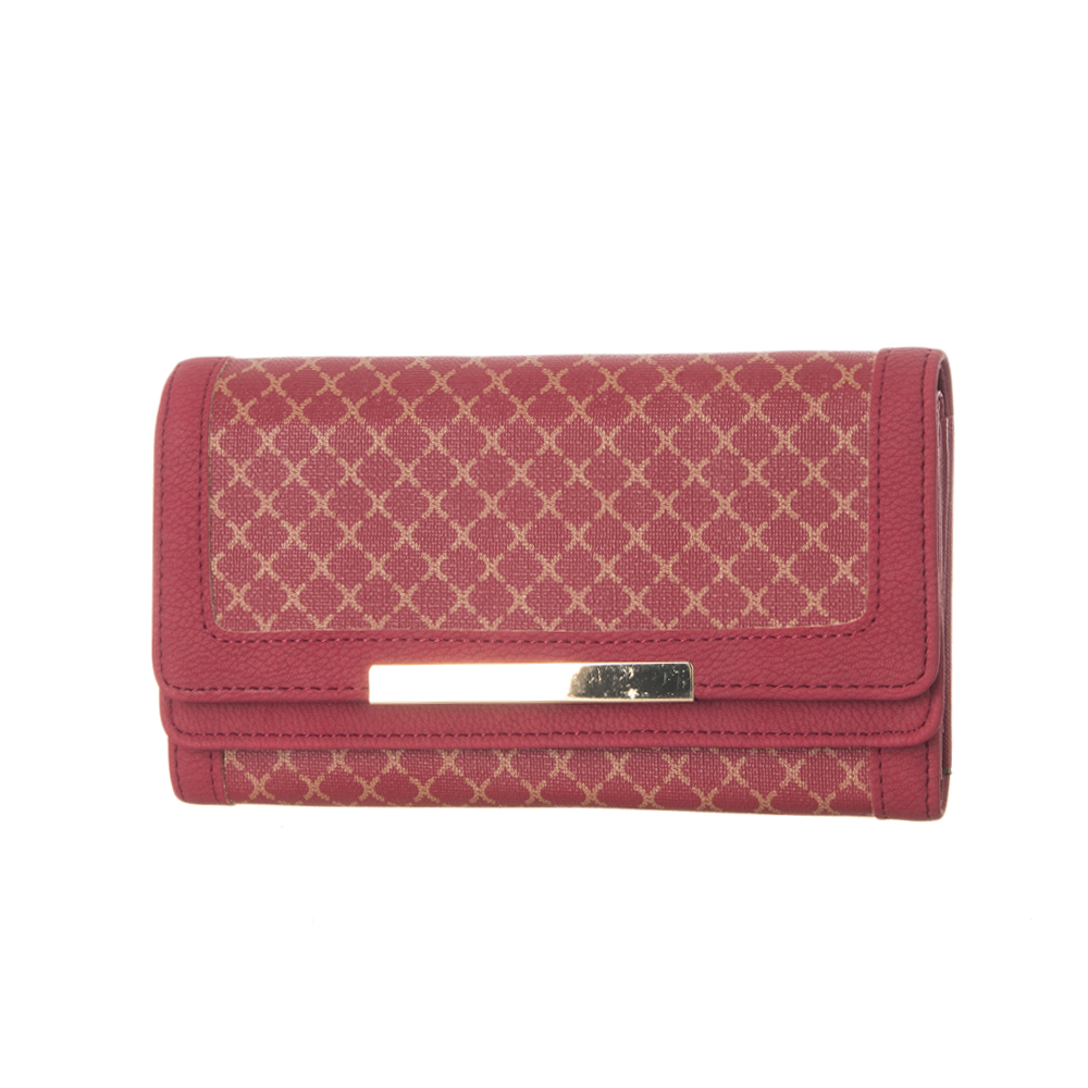 WALLET-KW3721-RED