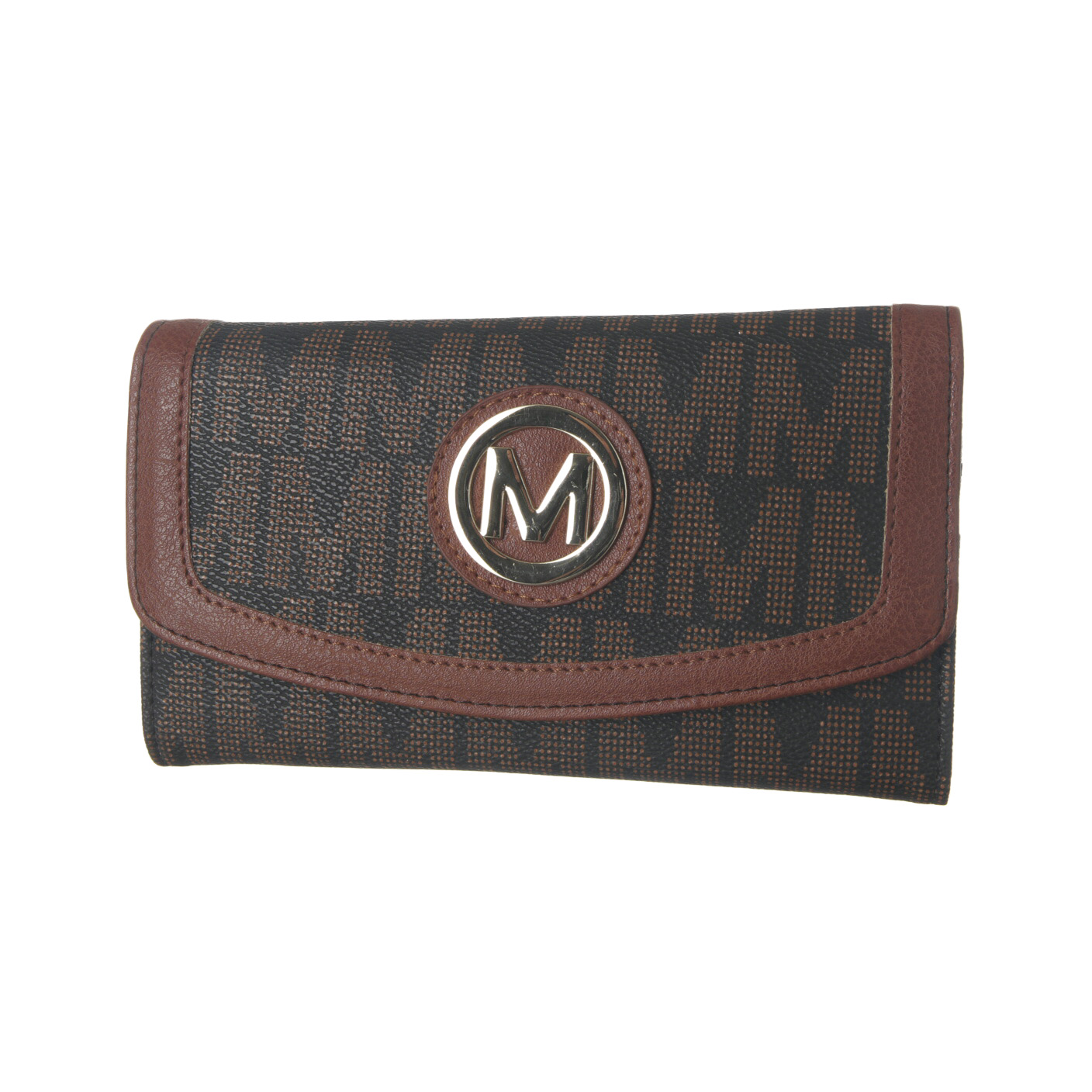 WALLET-M411-COFFEE
